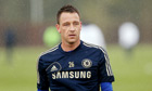 John Terry has found himself relegated to third or fourth choice under Rafael Benítez at Chelsea