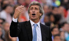 Manuel Pellegrini, Mlaga's man of principle, may be perfect for City | Football