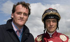 Richard Hannon Jr and the champion jockey Richard Hughes have high hopes for Montiridge