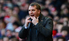 Liverpool chairman says Brendan Rodgers has made 'remarkable progress' | Football
