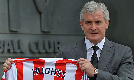 Mark Hughes urges Stoke fans: \'Don\'t judge me on QPR fiascohughes city