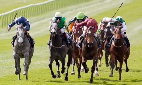 Skylander wins Newmarket's 1,000 Guineas