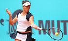 Laura Robson powers into the third round of the Madrid Open, beating Agnieszka Radwanska