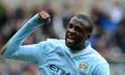 Yaya Touré  - FA Cup Final Preview Package