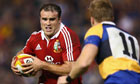 Jamie Roberts, Combined Country XV v British & Irish Lions