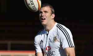 Tom Croft of the British & Irish Lions