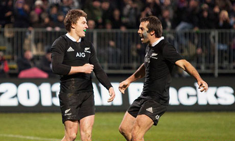 Will the All Blacks fall to Australia at the next World Cup?
