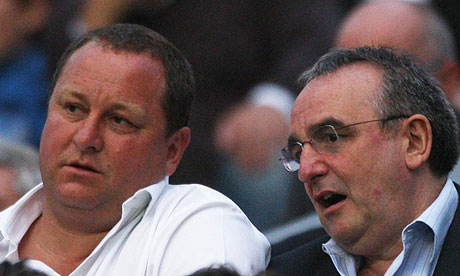 Derek Llambias resigns as managing director of Newcastle United