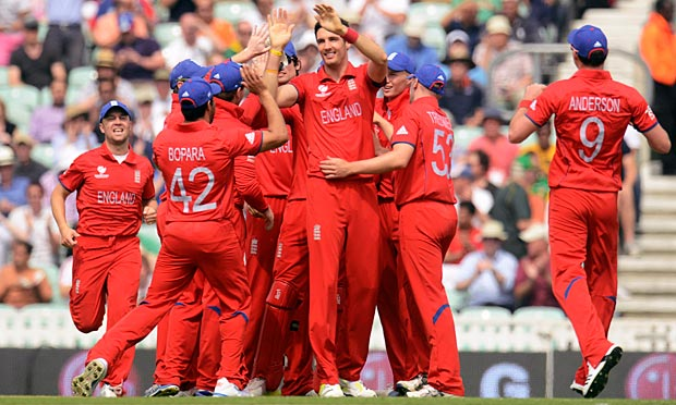 England v South Africa: Champions Trophy - live! | Simon Burnton...