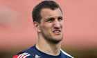 Sam Warburton, Lions captain