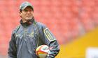 Australia Rugby Captain's Run, Suncorp Stadium, Brisbane, Australia - 21 Jun 2013