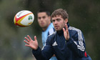 Lions full-back Leigh Halfpenny