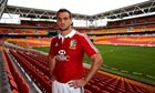 Sam Warburton British Irish Lions