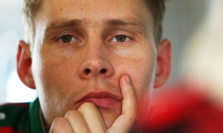 Danish driver Allan Simonsen, 34, killed at Le Mans