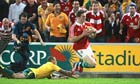 George North British Lions