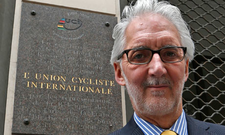 British cycling chief <b>Brian Cookson</b> launches his bid for UCI presidency <b>...</b> - Brian-Cookson-008