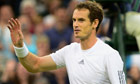 Andy Murray, world No2 tennis player