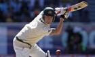 Michael Clarke in action for Australia