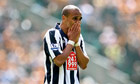 FILE PHOTO: West Bromwich Albion Deny Peter Odemwingie Permission To Talk With QPR