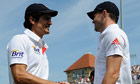1st ashes test day five