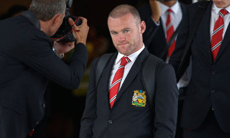 Rooney heading for Man United exit as Chelsea prepare £80million move for Wazza