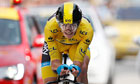 Chris Froome's victory makes him only the second Britain to win three stages in a single Tour