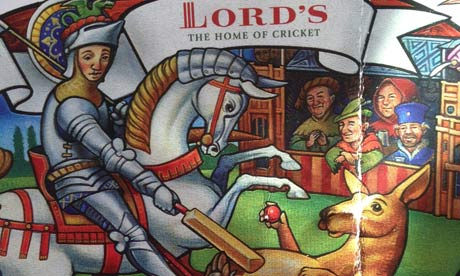 Lord's ticket