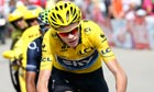 Chris Froome Ventoux