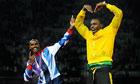 Usain Bolt Mo Farah