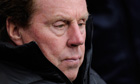 Harry Redknapp, the QPR manager