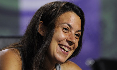 Wimbledon 2016: Marion Bartoli reveals she is suffering from a virus after she withdraws from invitation doubles on medical grounds
