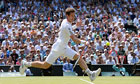 Andy Murray Novak Djokovic wimbledon