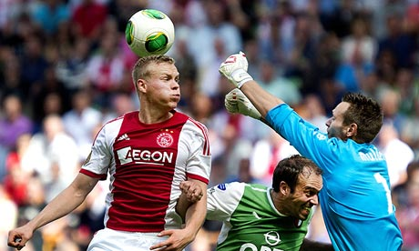Arsenal considering move for Ajax striker Kolbeinn Sigthorsson [Corriere dello Sport]