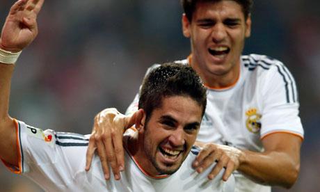 Liga Spanyol  - Skor Akhir Real Madrid 2 – 1 Real Betis, Aksi Gemilang Isco