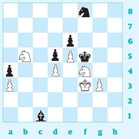 China's boy wonder Wei Yi shows grandmasters how to do it ...