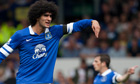 Everton are still unwiling to part with either Marouane Fellaini or Leighton Baines