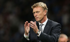 David Moyes, Manchester United's manager, has identified three players to help overhaul the midfield