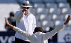 4th ashes test day one