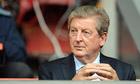 Roy Hodgson at Anfield