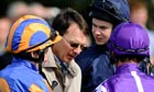 Aidan O'Brien at Curragh Races
