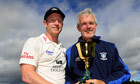 Paul Collingwood Geoff Cook Durham