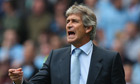 Manuel Pellegrini, Manchester City's manager, understands the patience needed for his blueprint
