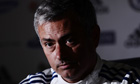 José Mourinho, the Chelsea manager, is protesting about having to play twice in two days