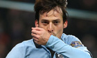 Manchester City's David Silva has been sidelined since picking up a thigh injury in early September