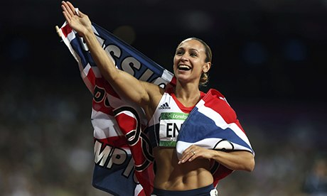 Sport - Jessica Ennis File Photo