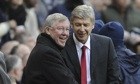 Ferguson and Wenger