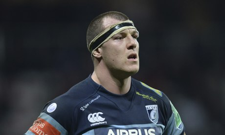 Robin Copeland, the Cardiff Blues forward, joins six other uncapped players in Ireland's squad