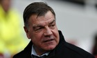 Sam Allardyce, the West Ham manager, has described the transfer window as 'lunatic'.