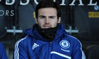 Juan Mata, Chelsea's player of the year for the past two seasons, has been left out in the cold.