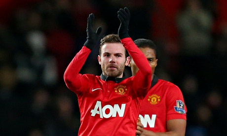 Juan Mata makes muted Manchester United debut but creates new mood | Daniel Taylor